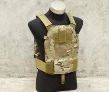 TMC Tactical Military 6094A style Multicam SLICK Medium Plate Carrier Vest