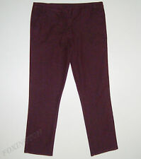"""BRAND NEW BEAUTIFUL CAMILLA AND MARC SLOUCH FIT MAROON JEANS 30 """"VICEROY"""""""