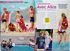 Mag 2014: LAURENT DELAHOUSSE_ALICE TAGLIONI_CYRIL HANOUNA_AMEL BENT_CELINE DION