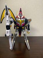 Power Rangers Dino Thunder ABARANGER DX Killeroh Megazord Chogokin BANDAI Japan