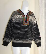 Dale of Norway -Sz S Women's Classic Wool Folk Pullover Iconic Sweater