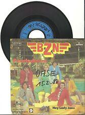 "BZN, pearlydumm, G -/VG 7"" single 999-755"
