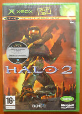 Pal version Microsoft Xbox halo 2