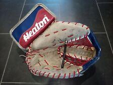 Heaton Pro60Z trapper glove vintage hockey goalie Canadiens