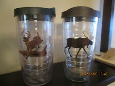 Tervis tumblers 2 16 ounce with lids