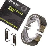 NICHE Brake Shoe for Suzuki JR50 64400-04811 Front Rear
