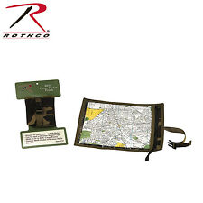 Rothco 9195 Map and Document Case - Woodland Camo
