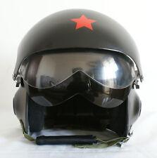 Casco de Abierto de Fibra de Vidrio Jet MOTO Scooter Vespa Negro Mate S M L XL