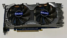 GALAXY Nvidia Geforce GTX 560 Ti GC 1GB DDR5 256bit w/dual DVI/Mini HDMI/PCIE
