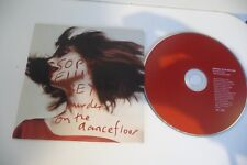 SOPHIE ELLIS-BEXTOR CD 2 TITRES POCHETTE CARTONNEE. MURDER ON THE DANCEFLOOR.