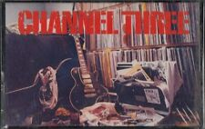 CHANNEL 3 (THREE) Rejected TAPE SoCal Harcore Punk SEALED 1989