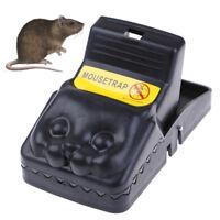Les pièges à rats réutilisables sont faciles à maîtriser et permettent d'BB