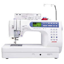 Janome 6500P Fully-Featured Computerized Quilting And Sewing Machine, NO TAX