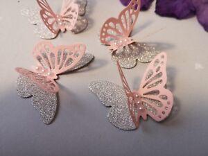 15x 3D paper butterflies Wedding Birthday Hen  Party table decorations Handmade