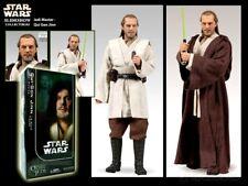 Sideshow Star Wars Orden de los caballeros Jedi Qui-Gon Yinn Jedi Master 1/6 figura