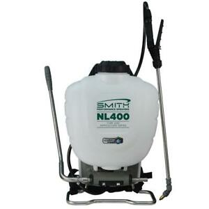 Milwaukee Backpack Sprayer 4 Gal. Turf Agricultural No leak HDPE Pest Control