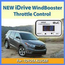 NEW IDRIVE WINDBOOSTER THROTTLE CONTROL - TOYOTA KLUGER