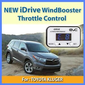 NEW IDRIVE WINDBOOSTER THROTTLE CONTROL for TOYOTA KLUGER