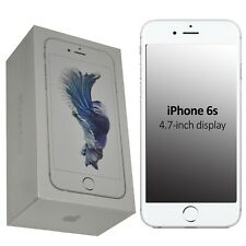 New Apple iPhone 6s 32GB A1688 MN0X2B/A Silver Factory Unlocked 4G SIMFree