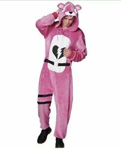 Adult fortnite Cuddle TEAM LEADER Costume Unisex Spirit Halloween Teen