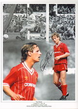 """PAUL WALSH-LIVERPOOL & ENGLAND-HAND SIGNED 12x16"""" PHOTOGRAPH-AFTAL/UACC RD316"""