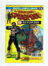 AMAZING SPIDER-MAN 129  & THE PUNISHER #287 LENTICULAR COVER VF/NM