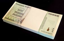 ! ZIMBABWE 100 * $50 Trillion banknote UNCIRCULATED. Wholesale (100 pieces) !