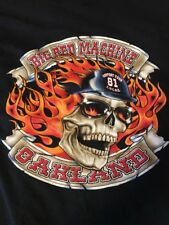 EXTREMELY RARE Hells Angels Oakland XL Tshirt Support 81
