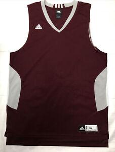 Adidas Team Sport Basketball Jersey Men's Training Vest Tank Multicolor Size XL