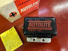 1956-58 CHRYSLER DESOTO DODGE PLYMOUTH VOLTAGE REGULATOR AUTOLITE 8-723 NOS