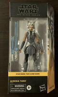STAR WARS Black Series Clone Wars AHSOKA TANO Walmart EXCLUSIVE New Mandalorian