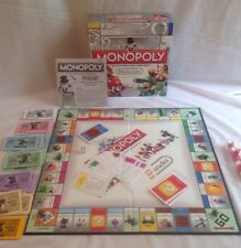 Monopoly Board Game Nintendo Collector's Edition Complete
