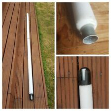 1 X 10 ft SMYTHS TOYS / POWER Trampoline net pole IN VERY GOOD CONDITION