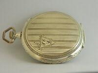 orologio da tasca in argento funziona INVICTA silver pocket watch working C5