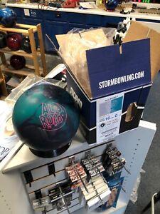 STORM ALL-ROAD BOWLING ball 16 lb 0 oz 3.32 TOP PIN 2.5-3 BRAND NEW! $$$ HYBRID