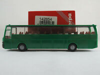 "Herpa 142854 Kässbohrer Setra S 215 HD (1982) ""POLIZEI"" in grün 1:87/H0 NEU/OVP"