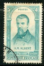 STAMP / TIMBRE FRANCE OBLITERE N° 798 / CELEBRITE / A.M. ALBERT