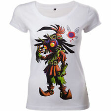 Camisetas de mujer de color principal blanco talla XL