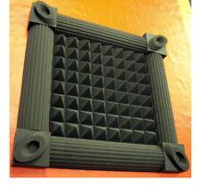 "3"" Thick Studio Acoustic Soundproofing Foam Tiles 36""x 36"""