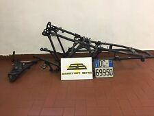 TELAIO CON DOCUMENTI BMW R 1200 ST DEL 2007 / FRAME FOR BMW R1200ST 07