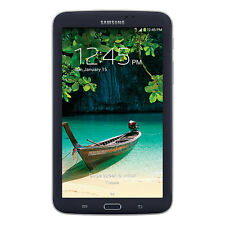 ROOTED Samsung Galaxy Tab3 SM-T217T 16GB,Wi-Fi + 4G (T-Mobile),7in - Used