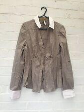 Ladies gorgeous BRAND NEW striped Next blouse - size 10