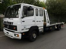 Mercedes-Benz Commercial Lorries & Trucks with Winch
