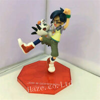 Digital Monster Digimon Adventure Joe & Gomamon PVC Figure Model 10cm