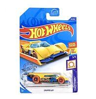 Hot Wheels 2020 HW Track Stars GRUPPO X24 1:64 Scale Car Yellow 49/250 - NEW