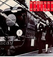Madonna Holiday Original TRAIN sleeve RARE Uk 12""