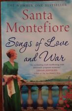 Songs of Love and War by Santa Montefiore (Paperback, 2016)