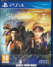 SHENMUE HD I & II PS4 NUOVO