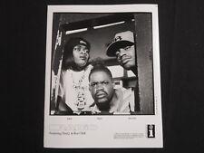 RADIO FEAT. DARQ & ROC CHILL—1994 PUBLICITY PHOTO*