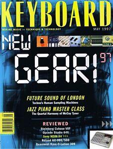 Quasimidi Rave-O-Lution 309 Rhythm Sequencer Tone Module, 1997 Keyboard Magazine